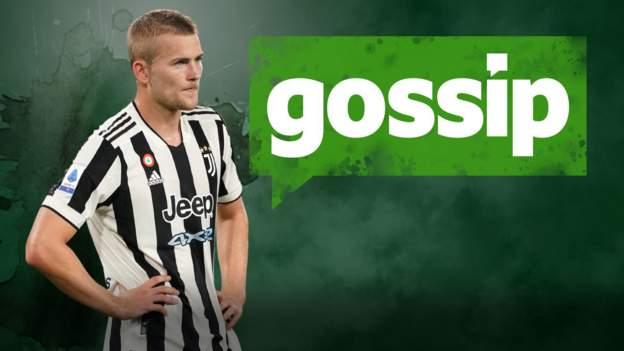 Transfer rumours: De Ligt, Karius, Martinez, Rudiger, Asensio, Lacazette