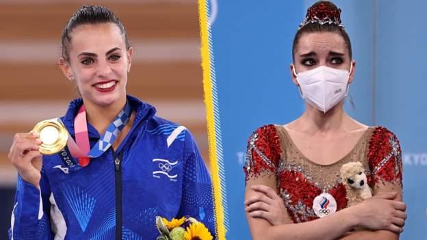 Tokyo Olympics: Israel's Linoy Ashram ends Russian dominance in rhythmic gymnastics