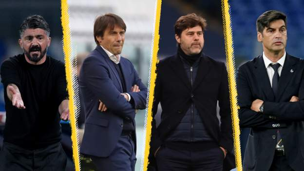Are Tottenham back to square one in managerial search? - bbc