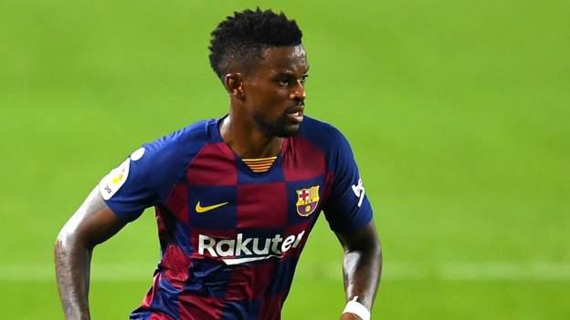 Nelson Semedo: Wolves sign defender in £37m deal from Barcelona - bbc