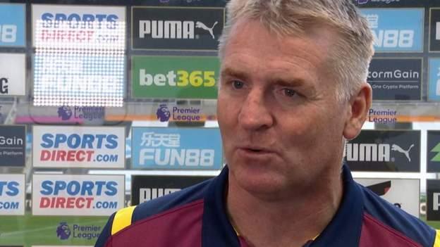 Newcastle 1-1 Aston Villa: Smith encouraged by Villa's expected goals thumbnail