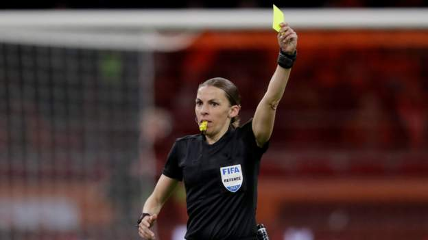 Euro 2020: Stephanie Frappart to become first female match official at a men