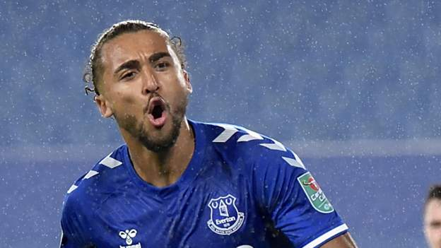Everton 4-1 West Ham United: Dominic Calvert-Lewin