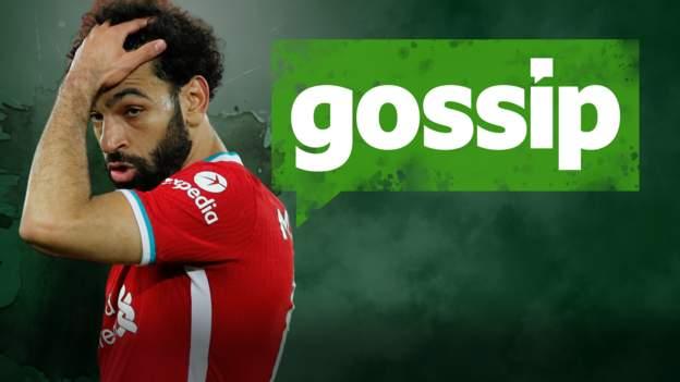Transfer rumours: Salah, Mbappe, Draxler, Borre, Bissouma, Fernandes, Larin - bbc