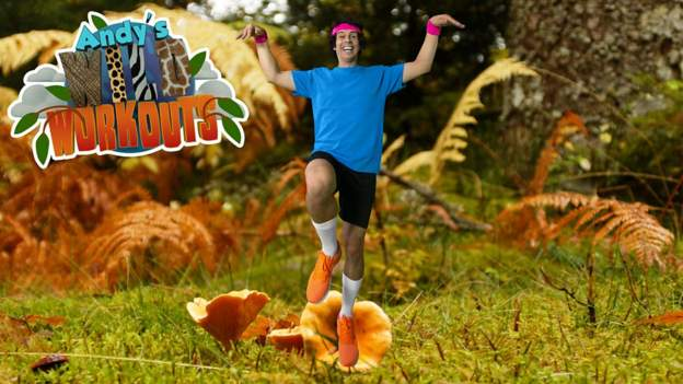 Andy's Wild Workouts: the Undergrowth - BBC Sport