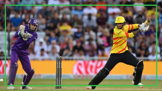 Hales leads Rockets to thrilling win over Superchargers