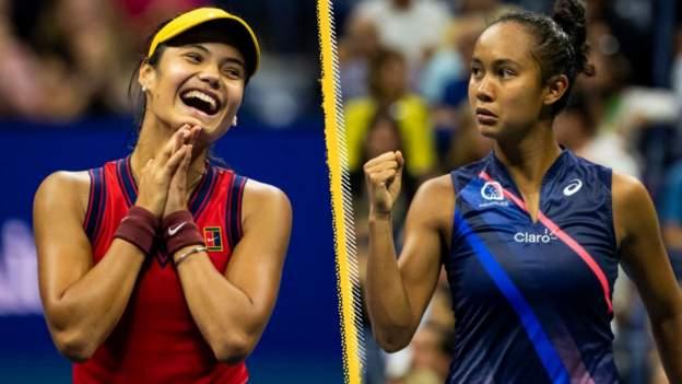 US Open 2021: Emma Raducanu faces fellow teenager Leylah Fernandez in final