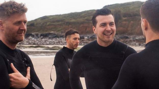 Pride Month: 'I pretended to be straight to learn how to surf'