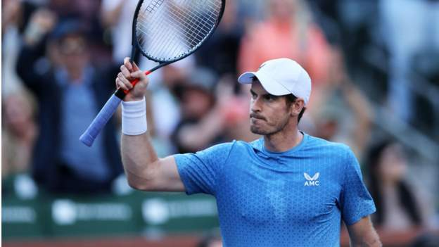 Andy Murray loses to Diego Schwartzman at European Open in Antwerp
