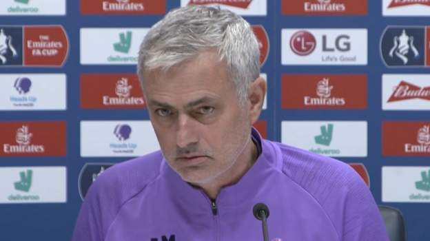 'End of April, May, next season' - Mourinho in dark on Kane return thumbnail