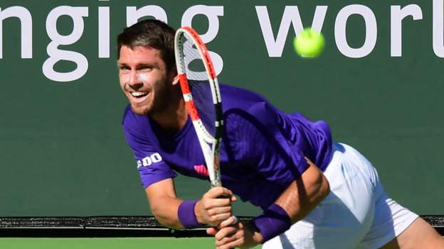 Cameron Norrie reaches Indian Wells final by beating Grigor Dimitrov