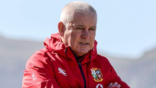 British and Irish Lions: Warren Gatland's selections not based on form, says Iain Henderson