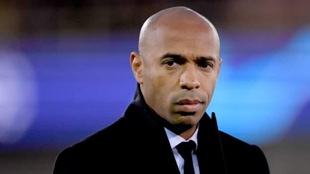 Arsenal: Thierry Henry warns Daniel Ek's takeover bid could take 'very long' time