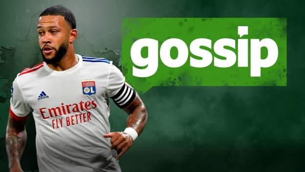 Transfer rumours: Depay, Wijnaldum, Valverde, Pogba, Garcia
