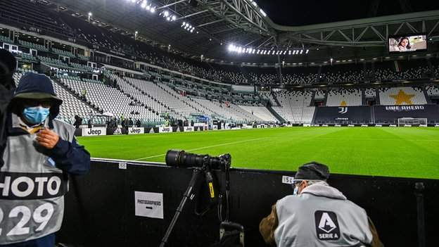Juventus V Napoli Napoli No Show For Serie A Game After Positive Covid Tests Bbc Sport