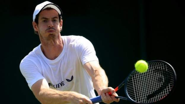 Andy Murray says tennis players should 'probably' be required to take Covid vaccine
