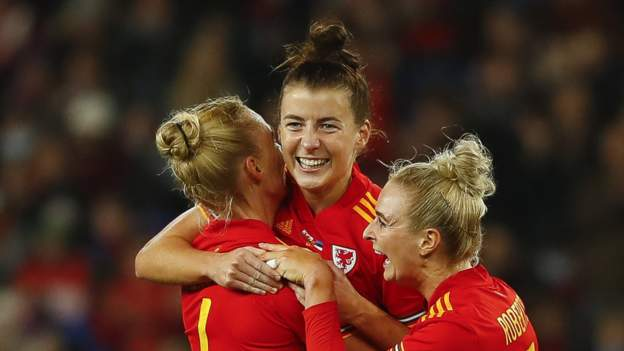 Women's World Cup 2023 qualifier: Wales cruise to win