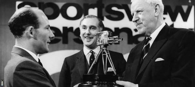 1961 Sports Personality of the Year award