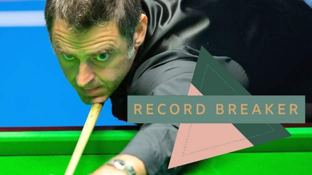 Ronnie O'Sullivan completes 'comprehensive' win in record time thumbnail