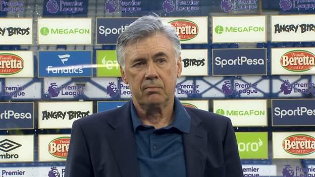 Everton 1-1 Southampton: Everton efficiency was not ok - Ancelotti thumbnail
