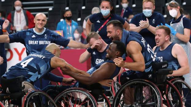Tokyo Paralympics: Great Britain finish Games with two more bronze medals