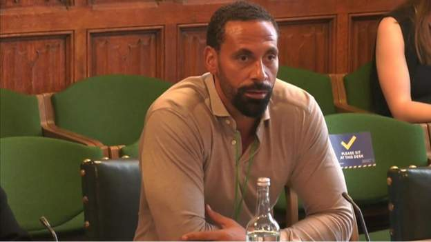 Rio Ferdinand says football is 'sliding backwards' because of racist abuse online