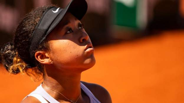 Can Osaka deliver on clay grass?