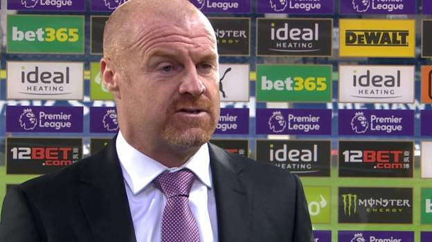 West Brom 0-0 Burnley: Maybe Clarets are too honest - Sean Dyche