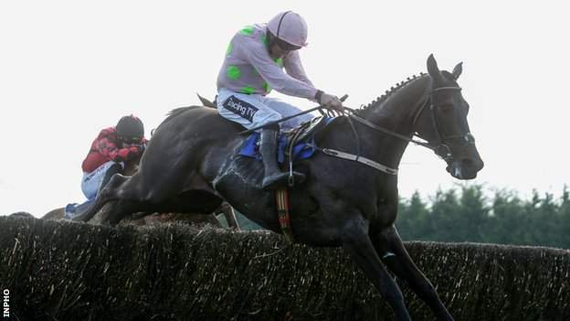Ruby Walsh on Burrows Saint