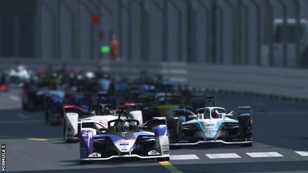 Formula E's esports series
