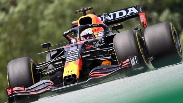 Verstappen tops Styrian GP first practice