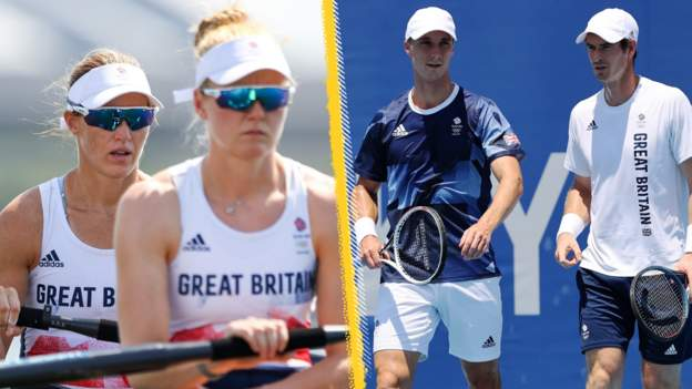 Tokyo overnight update - first gold won & Murray wins doubles opener
