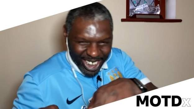 Watch Man City legend Shaun Goater's greatest moments on MOTDx Watchalong thumbnail