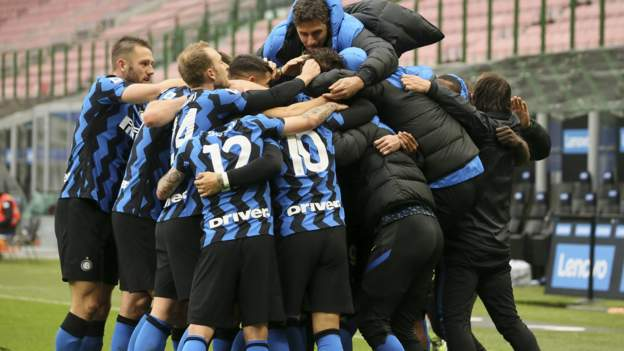 Inter Milan 1-0 Cagliari: Tujuan Matteo Darmian mengirimkan 11 ramuan kepada Inter dengan absolut thumbnail