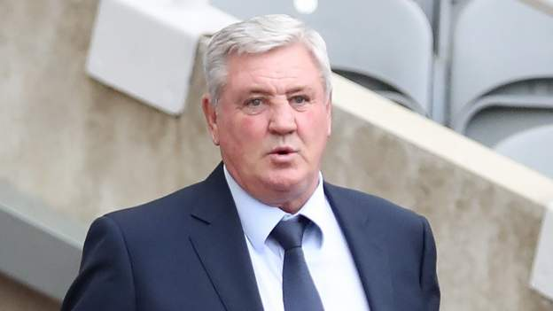 Steve Bruce leaves Newcastle by mutual consent after Saudi takeover