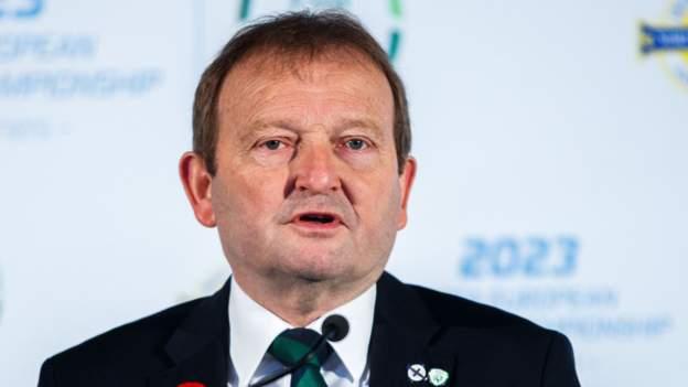 NI's Martin elected Fifa vice-president