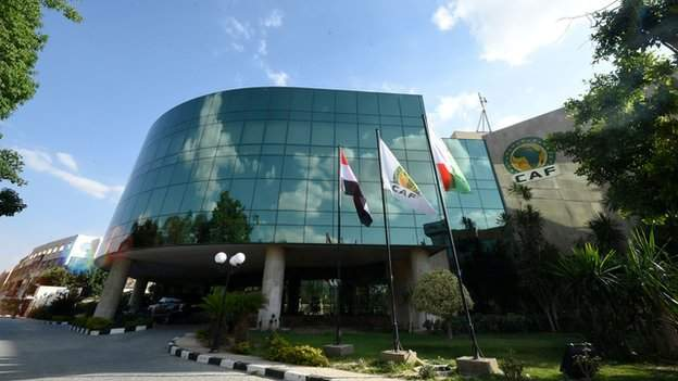The Confederation of African Football's headquarters in Egypt