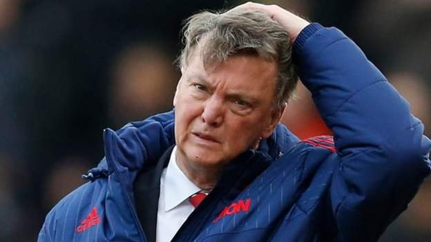 Manchester United: Louis Van Gaal Sacked As Manager