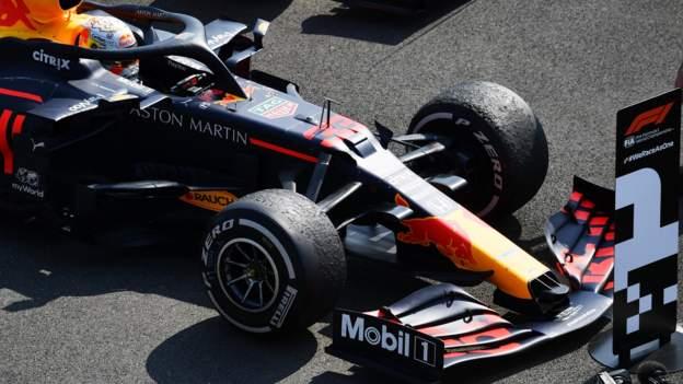 Verstappen emerging as Hamilton's heir apparent