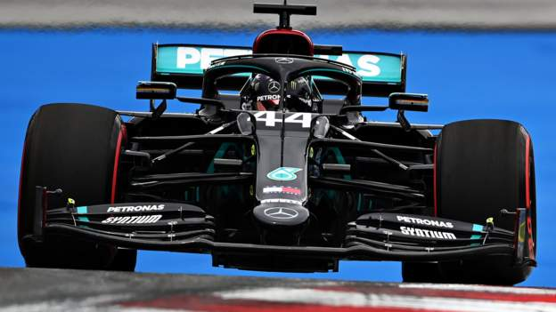 Lewis Hamilton fastest in Austrian Grand Prix first practice thumbnail