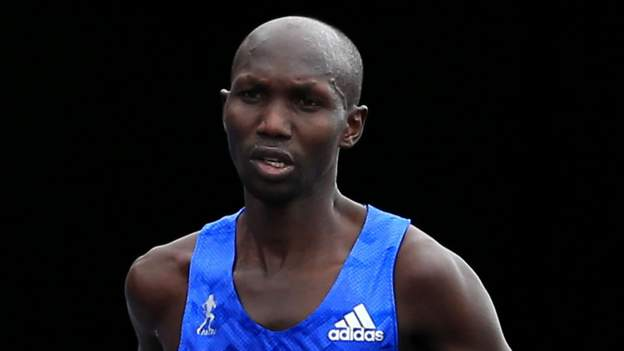 Concerns grow for Wilson Kipsang's well-being - BBC News