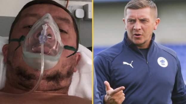 Piala FA: Anthony Johnson perihal mengapa menunda vaksin membuatnya sangat tidak sehat di sanatorium thumbnail