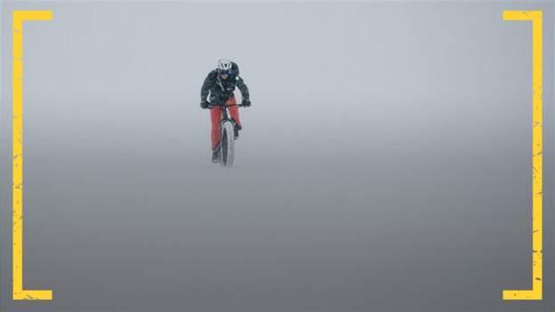 Project Iceman: Anders Hofman and Antarctica's first Ironman-distance triathlon