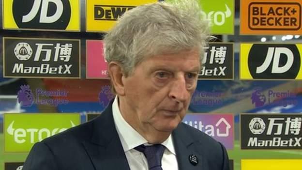 Crystal Palace 0-1 Burnley: Eagles wasted first 45 minutes admits Roy Hodgson thumbnail