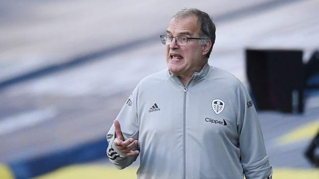 Leeds United 4-3 Fulham: Free-scoring Leeds will slow down - Marcelo Bielsa - bbc