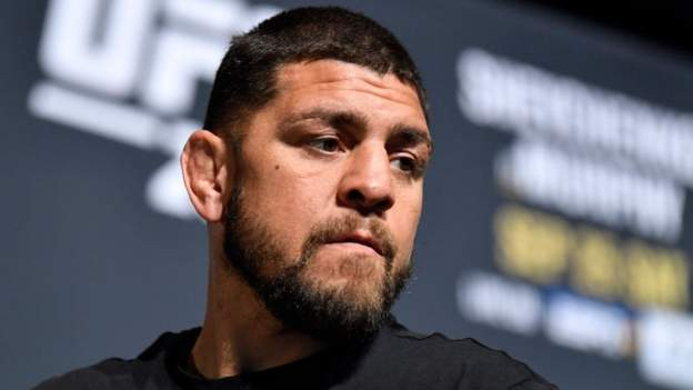 Diaz return overshadows main event at UFC 266