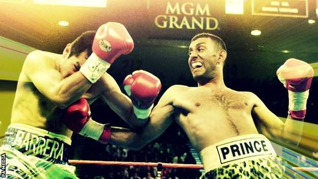 Hamed has since said he should not have taken the fight against Barrera at the time