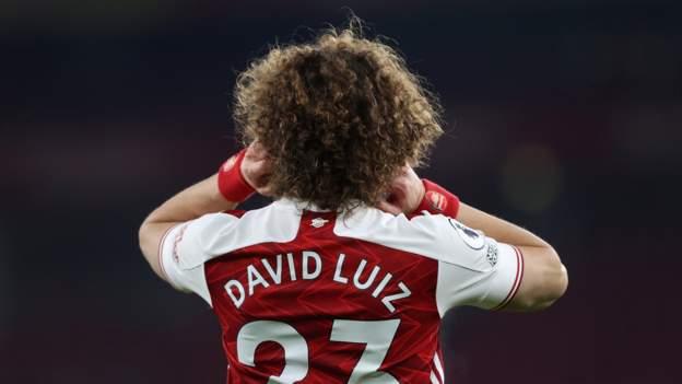 Benfica v Arsenal: Bagaimana satu penampilan yang membawa malapetaka membentuk karier David Luiz thumbnail