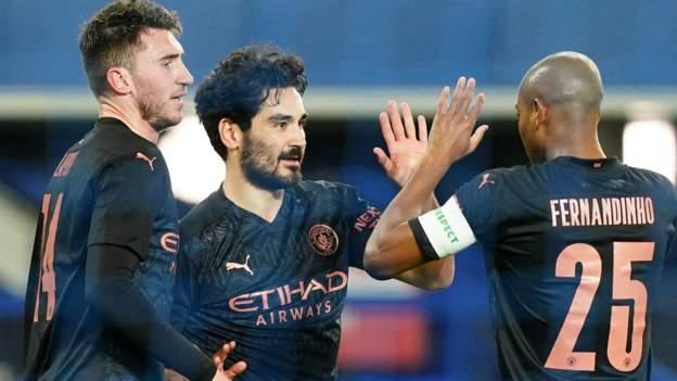 Everton 0-2 Man City: Ilkay Gundogan & De Bruyne target menentukan cita-cita empat kali lipat hidup thumbnail