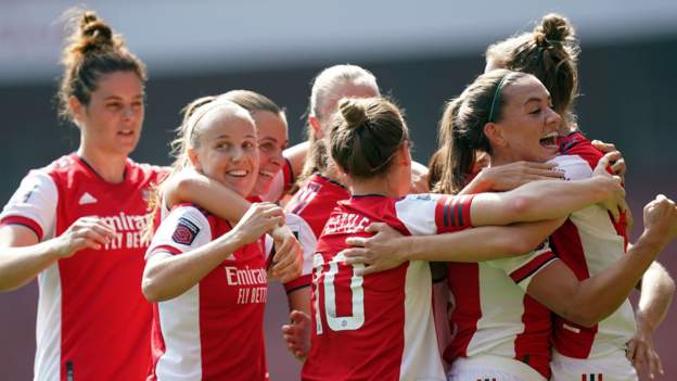 Women's Super League: Arsenal game at Aston Villa moved for Barcelona tie